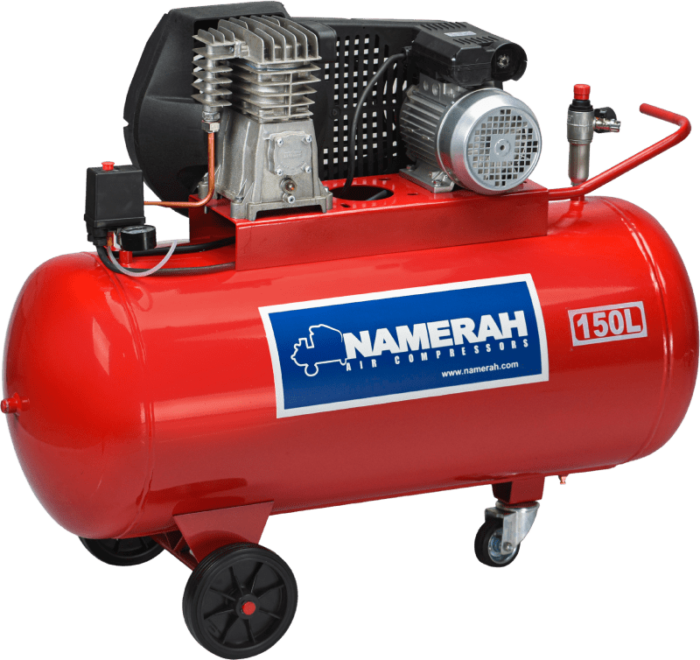 air compressor 150 lit