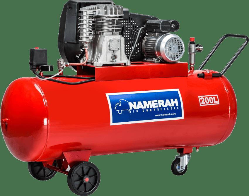 Air Compressor 200 Lit Tank 3hp 220v