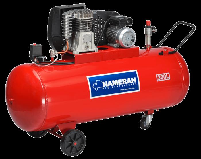 air compressor 300 lit 4HP