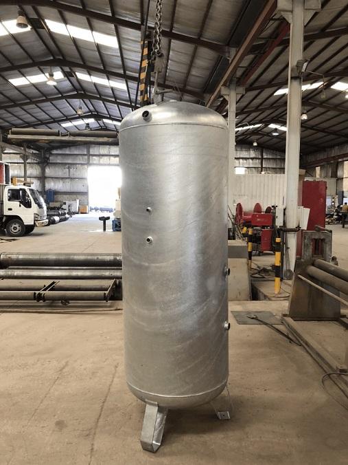 Galvanized Tank