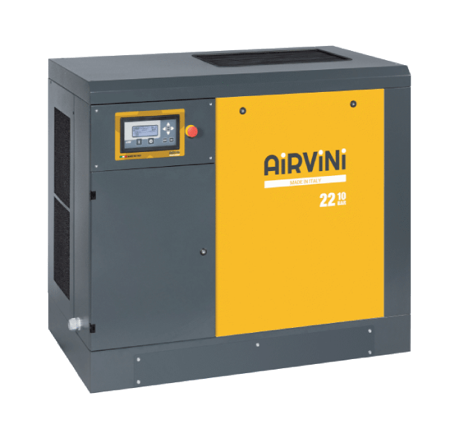 Rotary screw air compressor 22kw