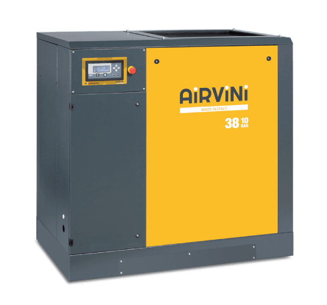 Rotary screw air compressor 37kw
